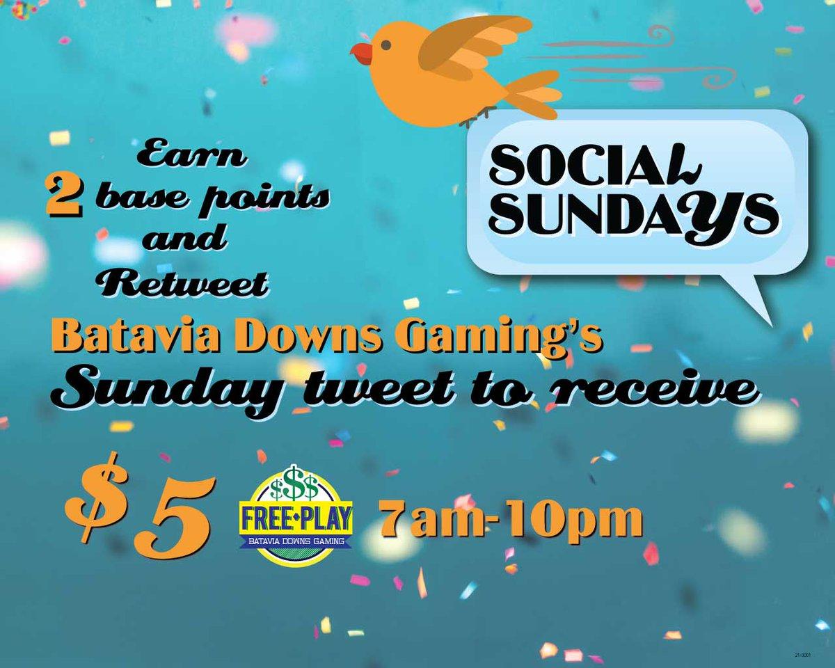 Batavia downs casino free play coupons new jersey online casino slots