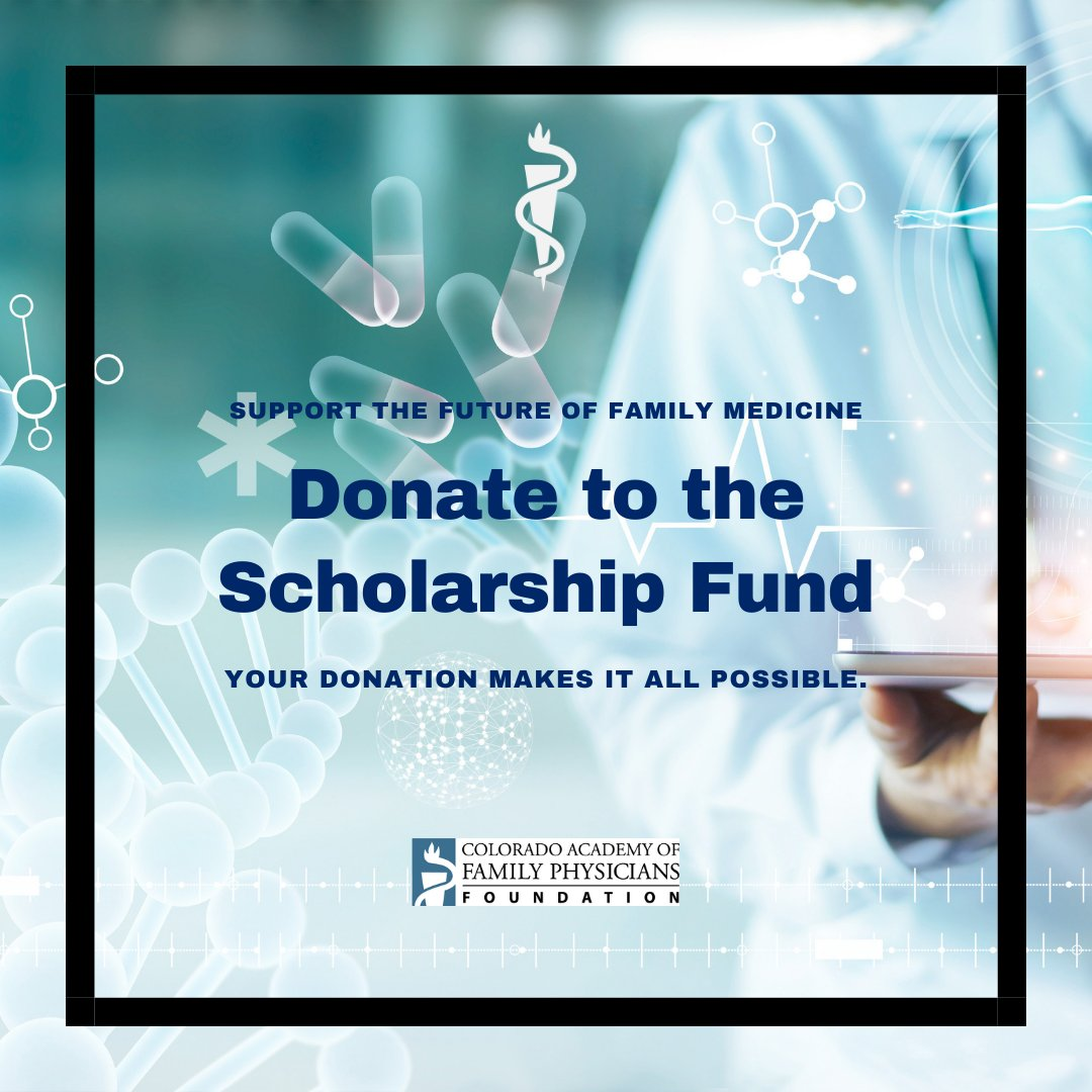 test Twitter Media - The CAFP Foundation supports students interested in family medicine and residents as they launch their careers.  Your continuing donation will make it all possible. As little as $5/month will help. See here for more information: https://t.co/6Uk58ZvqXG https://t.co/mXbnoeZDNa