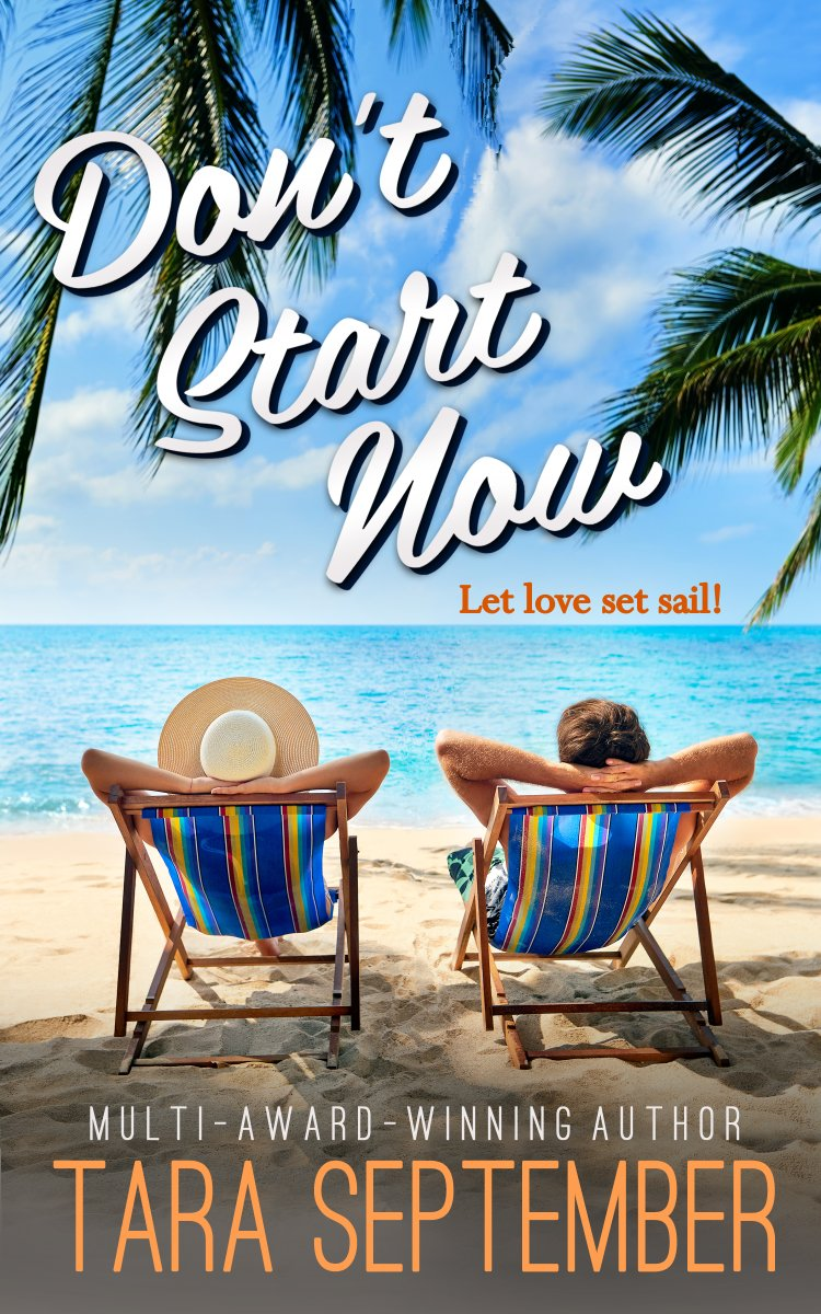 COVER REVEAL!!! Don't Start Now😍 -