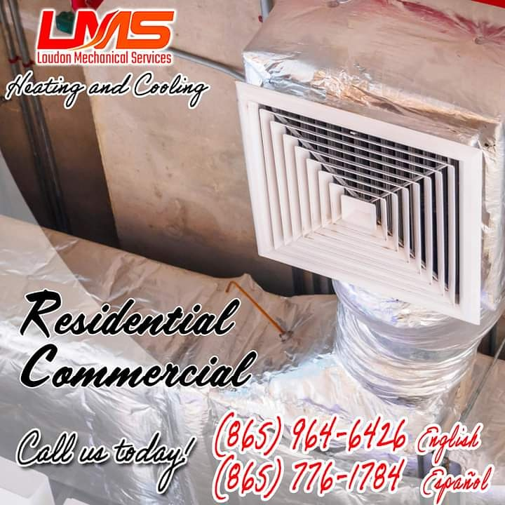 We keep you comfortable Today & Tomorrow #hvac #hvacr #hvactechnician #hvacservice #refrigeration #ac #airconditioner #airconditioning #cooling #cool #cold #knoxville #loudonmechanicalservices #commercialhvac #repairs #refrigerant #leak  #Lenoircity #restore #like #trane #lms