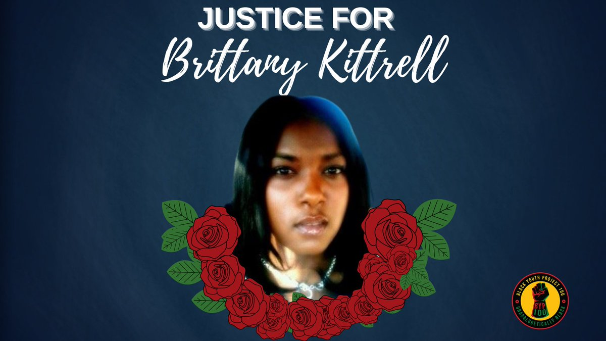1/6 Another Black woman was kidnapped and held by the state, which resulted in her death. On January 19, Brittany Kittrell died 4 days after being arrested and placed in Durham County Jail on a $5000 bond. #DurhamCountyJailKills #BrittanyKittrell #SayHerName