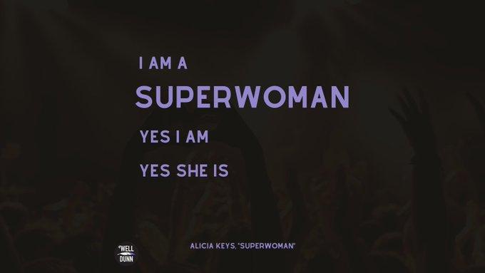 Happy Birthday to Superwomen Alicia Keys and the late Etta James!