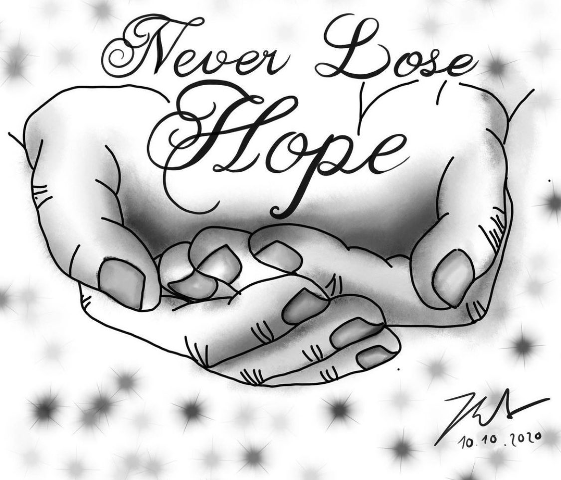 #NeverGiveUp #WeAreInThisTogether #hope #Covid_19 #StayHome #StaySafe #Corona #hope #art #draw #sketch #neverlosehope #Believe   WE ARE IN THIS TOGETHER, BETTER DAYS WILL COME IT JUST TAKES TIME