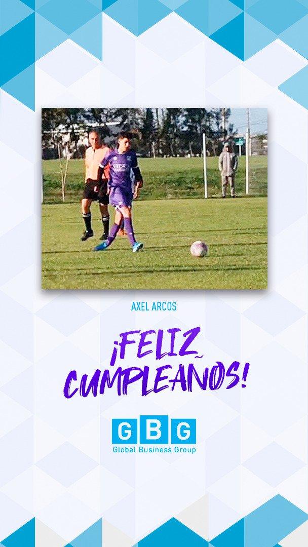 🥳#Felizcumple #14 Axel!!! Te deseamos lo mejor y que disfrutes mucho en tu día! 🎁🎈#GBGplayer #Defensor #Cumpleaños #Felicidades @JuvenilesDSC @DefensorSp