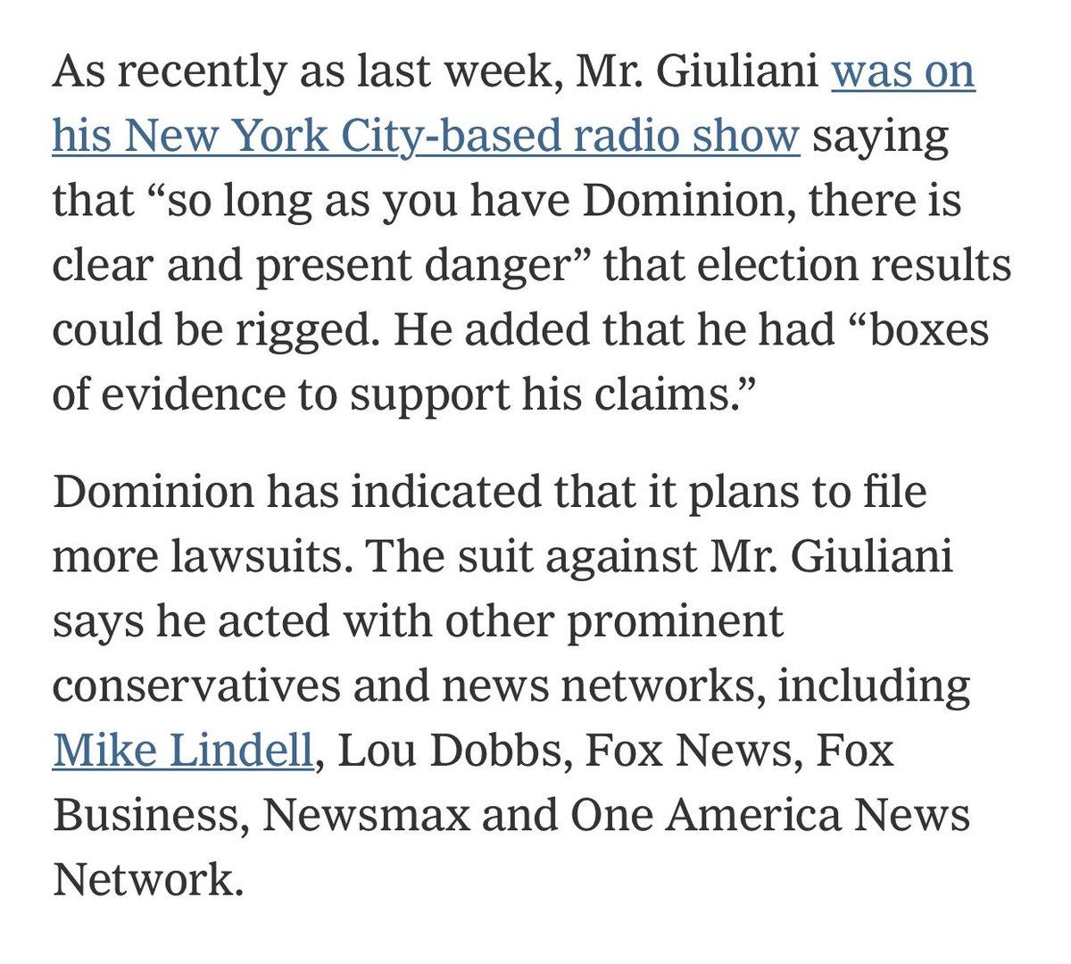 Will dominion sue Fox News?