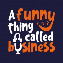 Wouldn't it be nice to know that you're not along when you're starting up your #business? In this ep of A Funny Thing Called Business, it's all about the #startups - and the first two years! Click to listen -  #podcasting #businesspodcast #smile #funny