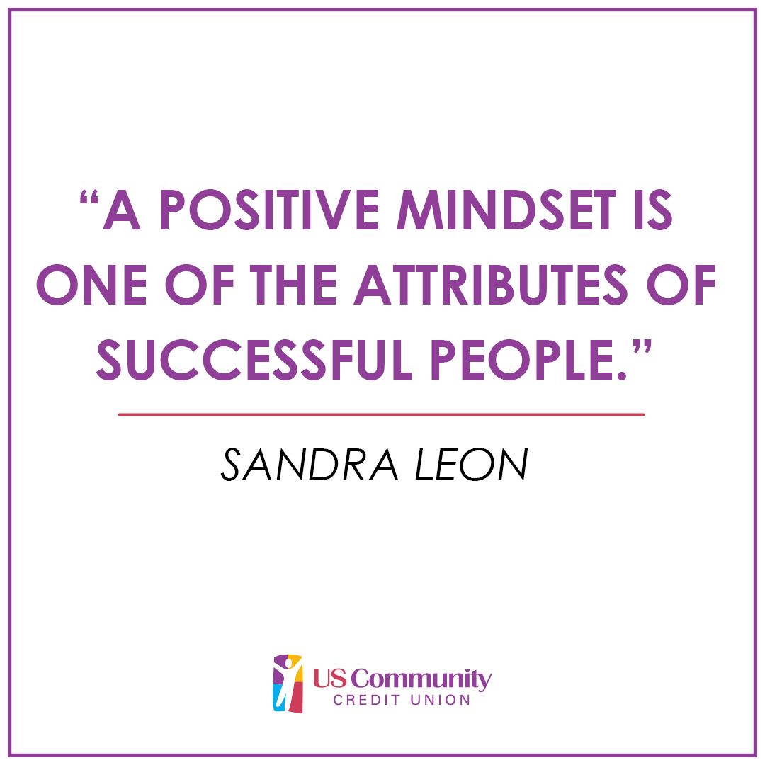 Now is the perfect time to establish a positive mindset, even though it's Monday! 😂 #motivation #usccu #motivationmonday #positivity #mondaymotivation #creditunion #positivevibes #motivationalquotes