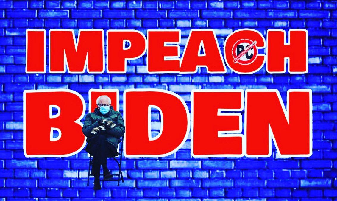 #MondayMotivation #ImpeachBiden