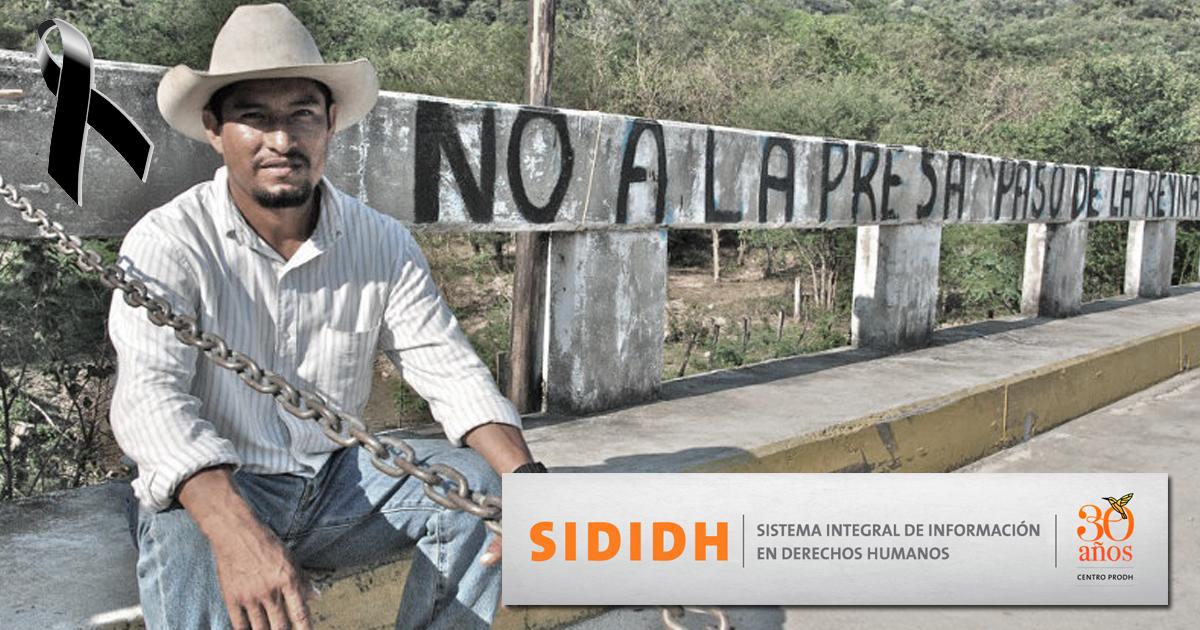 📢 Hoy en los medios, las noticias destacadas en #ddhh este 25/01  📰 Asesinan a Fidel Heras Cruz, defensor comunitario de los ríos en Oaxaca   Más información en:  ¡Suscríbete al #SIDIDH! 👉