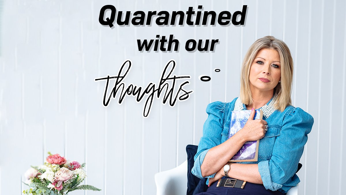 One good thing about quarantine is the fact that we get to think. We get to think about all the things we are grateful for, what we want to change & who we want to become. Have you worked out who that is yet?  #quarantined #positivemindset #thoughts #goodthoughts