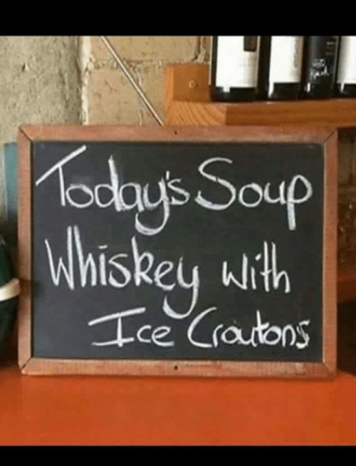 We decided to stock up for the storm heading our way... What's in your pantry? 🍜🥃🌨️ #MondayMorning #Winterwatch