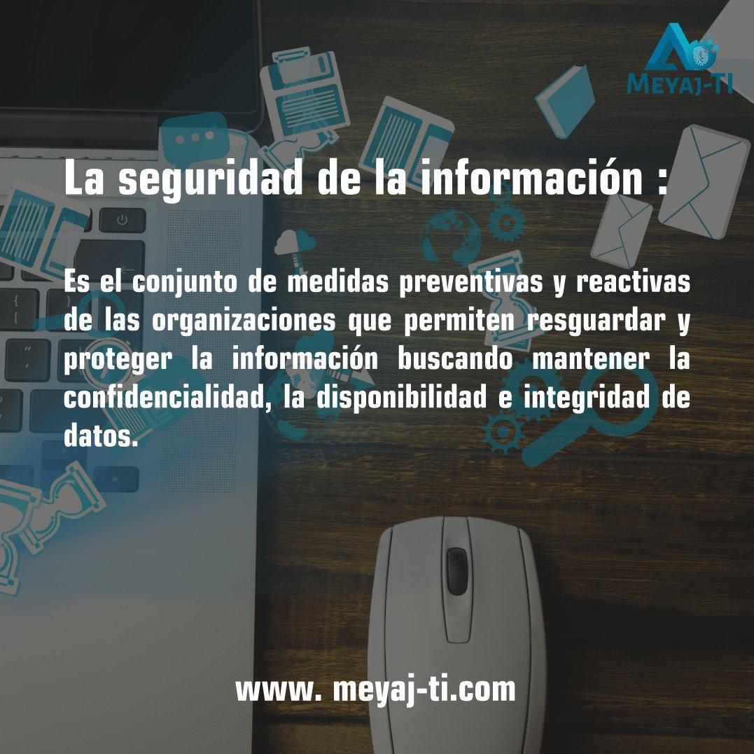 ¿Qué tipo de seguridad puedes adoptar en tu empresa? Te damos algunas opciones 🖥️🛡️🔒  Contáctanos  #CyberSecurity #ciberseguridad #mexicociberseguro #cybermonday #informacion #datos  #proteccion #empresas