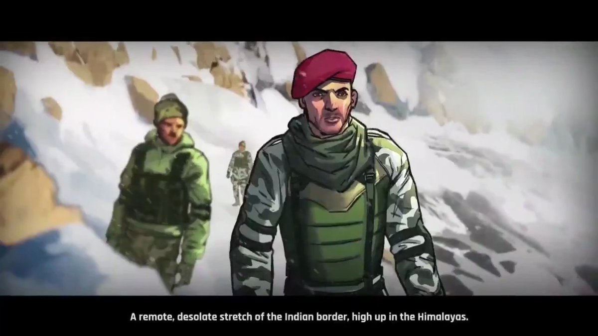 Face the enemy. Fight for your country. Protect Our Flag. India's most anticipated action game, Fearless and United Guards: FAU-G takes you to the frontlines and beyond! Start your mission today.  Download now:   #HappyRepublicDay #FAUG @BharatKeVeer
