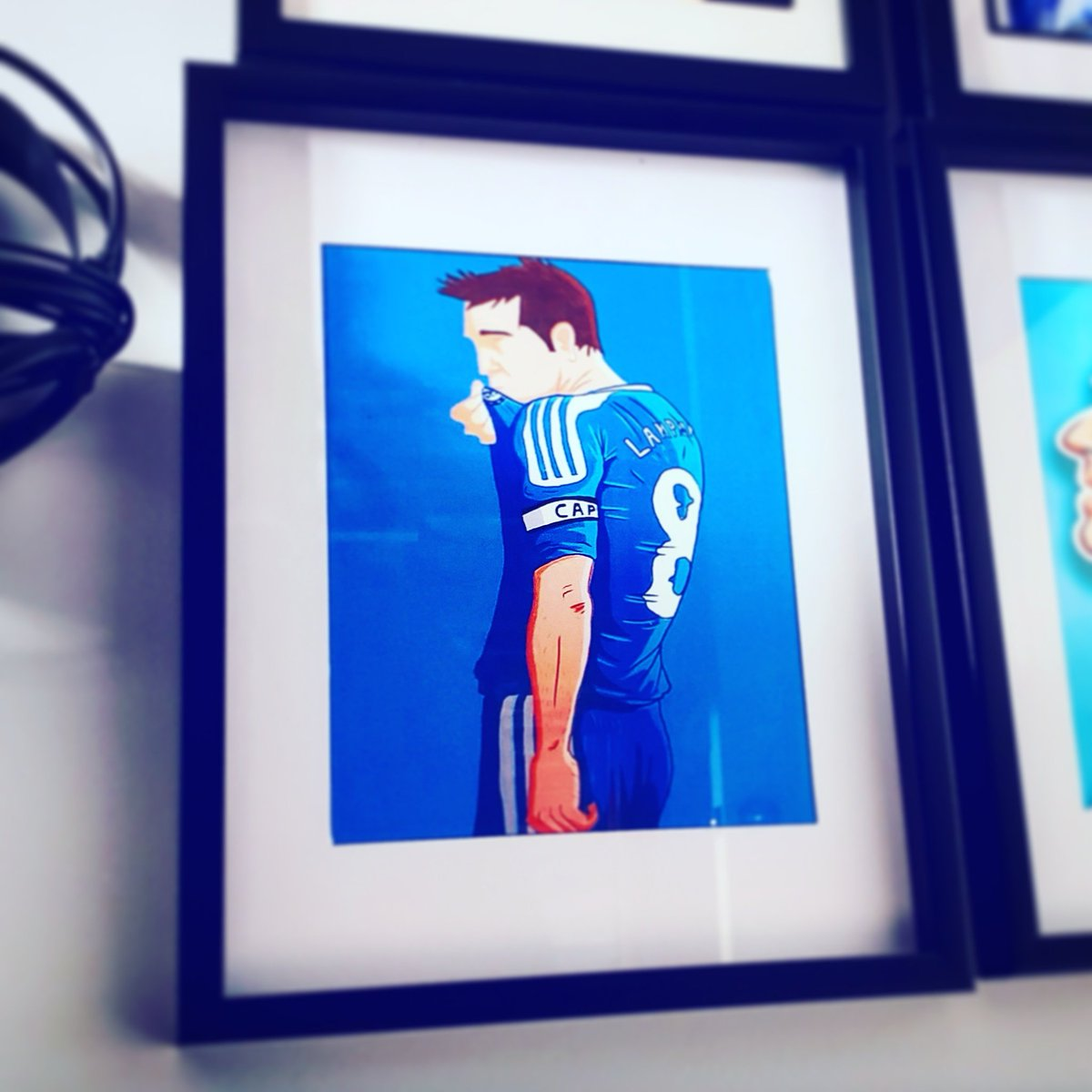 👑 Forever a legend and royalty at the clubhouse no matter what! Thank you Frank 8️⃣ #AhmedsCFC #Chelsea #CFC #Blues #ChelseaFC #PL #PremierLeague #BlueIsTheColour #keeptheblueflagflyinghigh #ktbffh #ChampionsLeague #UCL #FACup #ChampionsLeague #FrankLampard #SuperFrank #Lampard