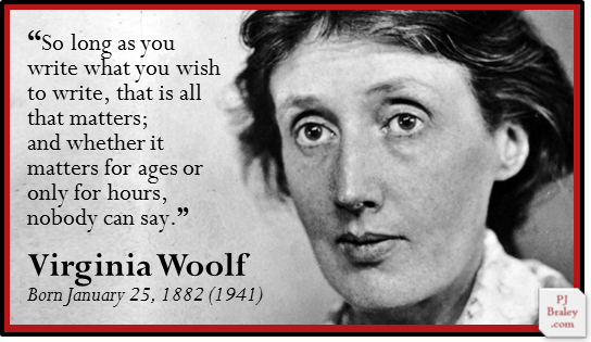 Even if it never matters to anyone else, it matters to me. I #amwriting   More: Adeline Virginia Woolf, #English #writer -   #amreading #VirginiaWoolf #quotes  #MondayMotivation