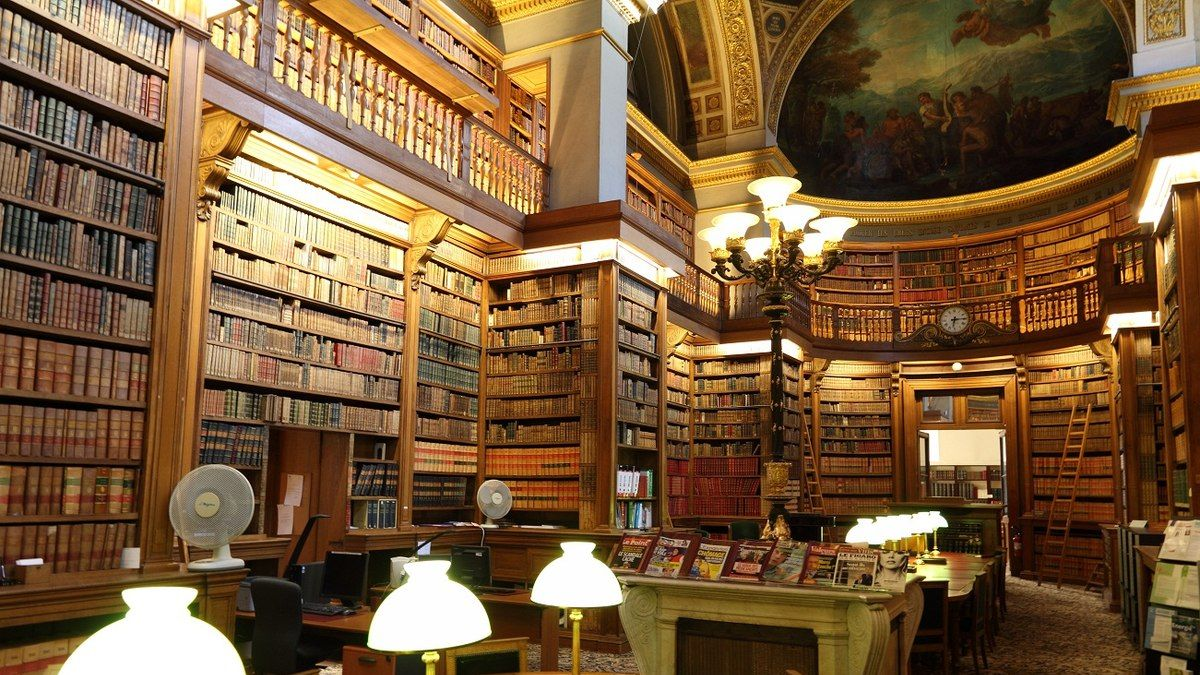 """""""To build up a library is to create a life. It's never just a random collection of books."""" – Carlos María Domínguez #MondayMotivation #librarylife"""