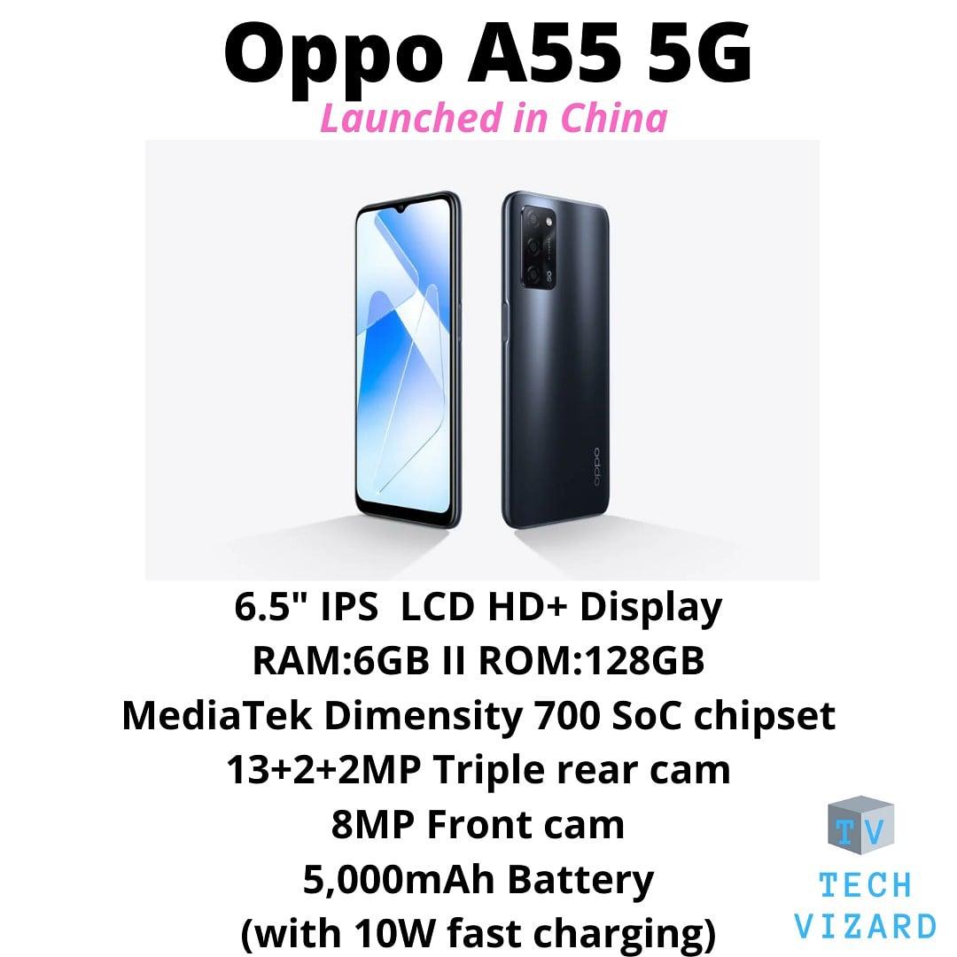 Oppo A55 5G,launched in China. #oppo #vivo #realme #oneplus #oppoindia #oppo5g #oppoa555g #a555g #oppophones #opposmartphone #opposmartphonecamera #oppophotography #oppophoto #shotonoppo #latestoppo #oppomobileindia #newphones #latestlaunches #discovery