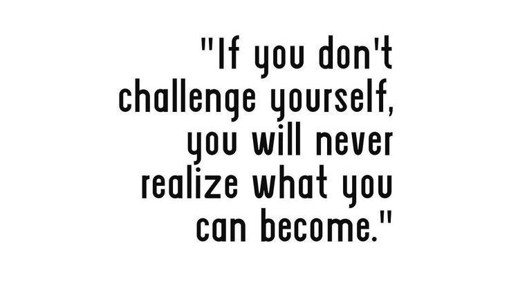 The possibilities of what you can be will never end... so just begin.  #MondayMotivation