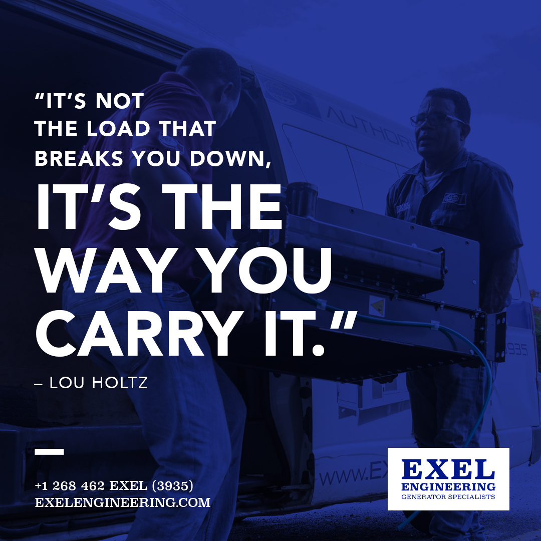 Try changing your approach the next time you have a challenging task!   #Exelengineering #MondayMotivation