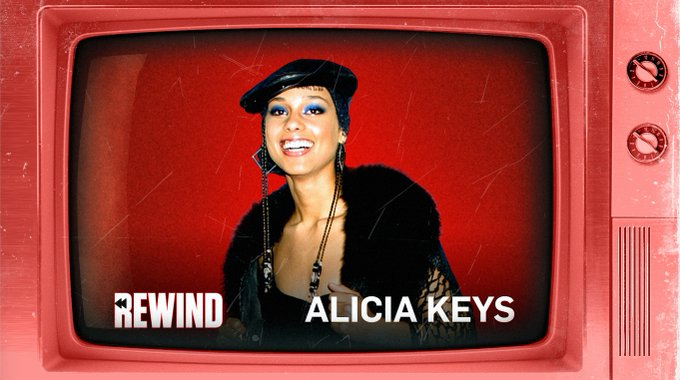 This girl is on fire and she\s celebrating her 40th birthday today. Happy birthday, Alicia Keys.