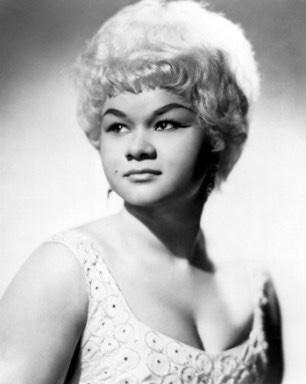 Happy birthday to the late Etta James, she would have turned 83 today!