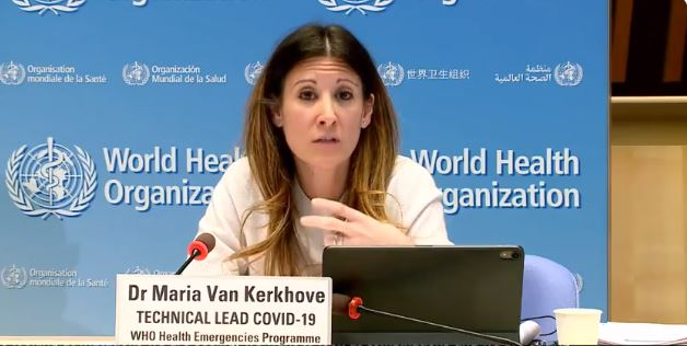 """""""A lot of people are concerned about changes in the virus and what this means... I just want to reiterate that everything we are learning about these variants doesn't change our approach to controlling #COVID19. We have the tools. The control measures work."""" -@WHO's @mvankerkhove https://t.co/qd8j1z7zMA"""