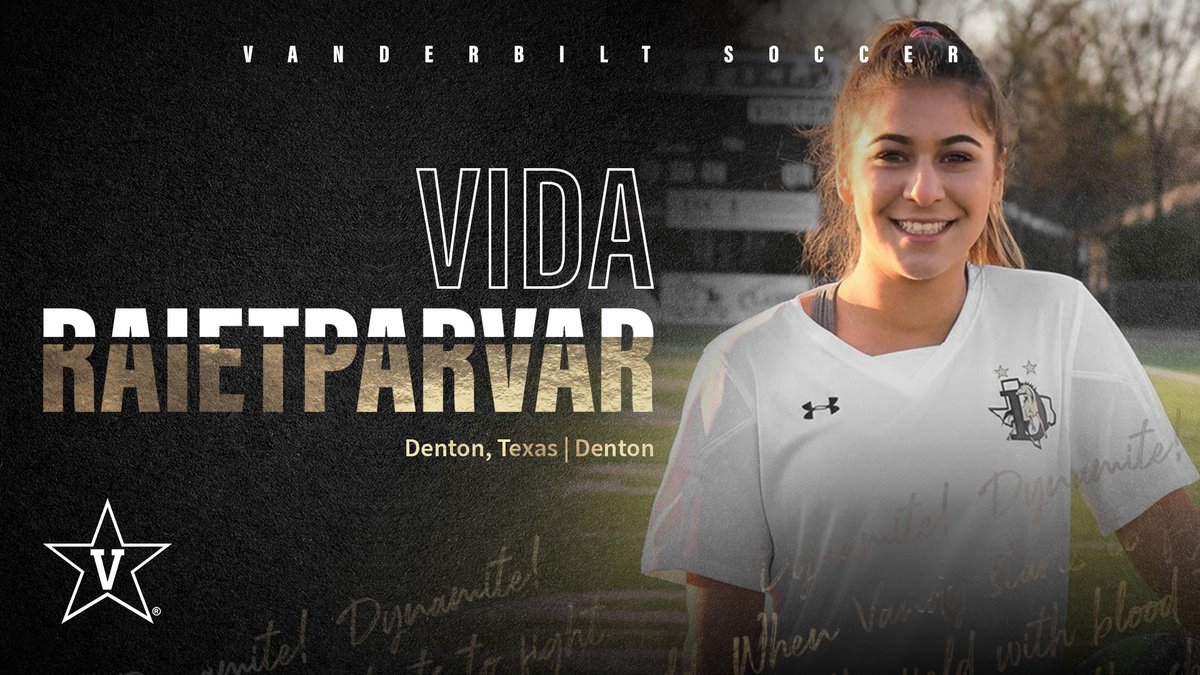 Texas ➡️ Music City  Welcome to Nashville, Vida Raietparvar. She's joining our program this month as an early enrollee, but is not eligible to compete in matches until the fall.   #AnchorDown