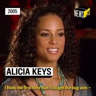 Happy Birthday, @aliciakeys! 👑  To celebrate, we're throwing it back to 2005 when she talked to @MTVNews about realizing she has a voice she needed to share. ❤️