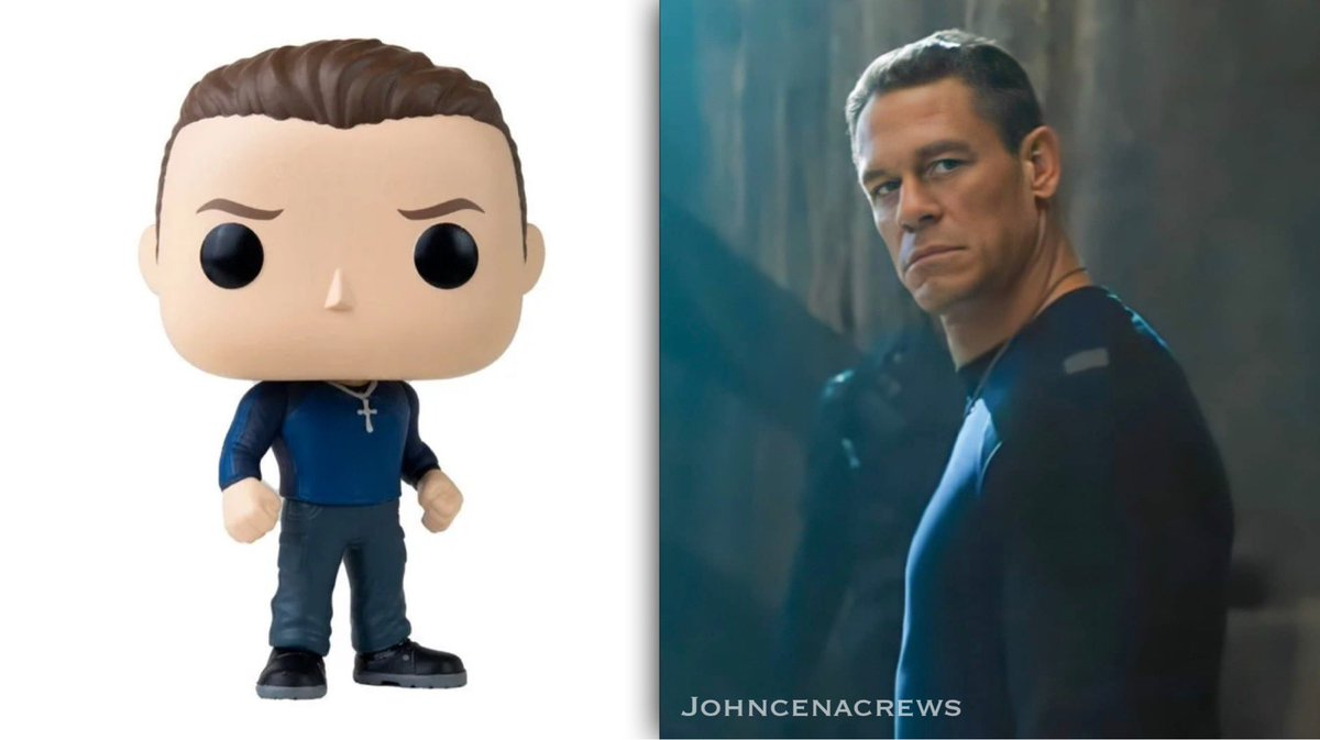@OriginalFunko will be releasing a Jakob Toretto Funko POP from @TheFastSaga. This marks the first time ever that @JohnCena's had a Funko inspired by a character he's played on the big screen. All prior releases were WWE related. Pre-order:  #Fast9