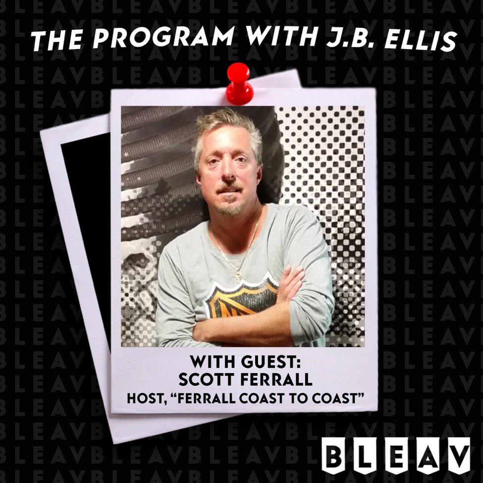 The PROgram on the @BleavPodcasts has special guest @ScottFerrall joining us on this episode. Hear about his career working @WFAN660 then on @SIRIUSXM with @HowardStern how he loves to play basketball and now is on @FerrallonGrid 2x per day.   Listen: