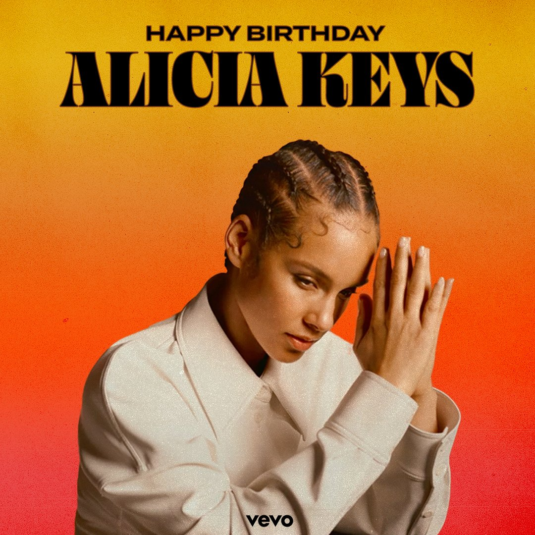 HBD to the queen from the Empire State, @aliciakeys! Celebrate with a collection of her hits 🎈 ⠀⠀⠀⠀⠀⠀⠀⠀⠀ ▶️