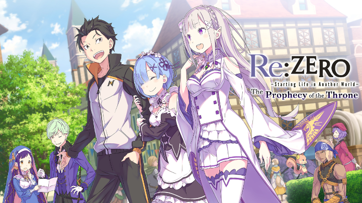 Learn more about #ReZero -Starting Life in Another World- The Prophecy of the Throne in this overview trailer and get ready for when the game releases on Jan. 29 for #NintendoSwitch!  Pre-order today: