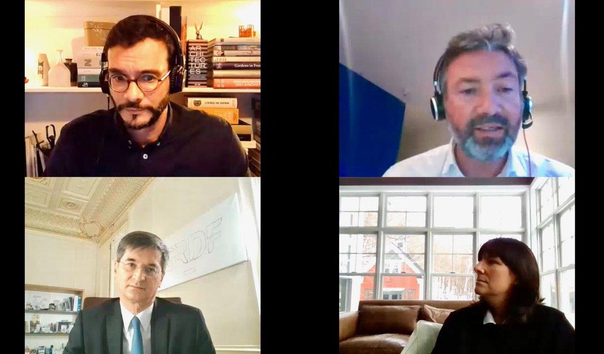 """.@ar_leroy : """"Quand on parle de #Méthaneuf, lorsqu'on se réfère à injecter du #biométhane dans des #bâtiments à vocation d'habitation neufs, on a aussi toute la question du tertiaire à regarder et la #PAChybride avec des possibilités également intéressantes."""" #RE2020 #GRDFlive https://t.co/ztm0hnrfiw"""