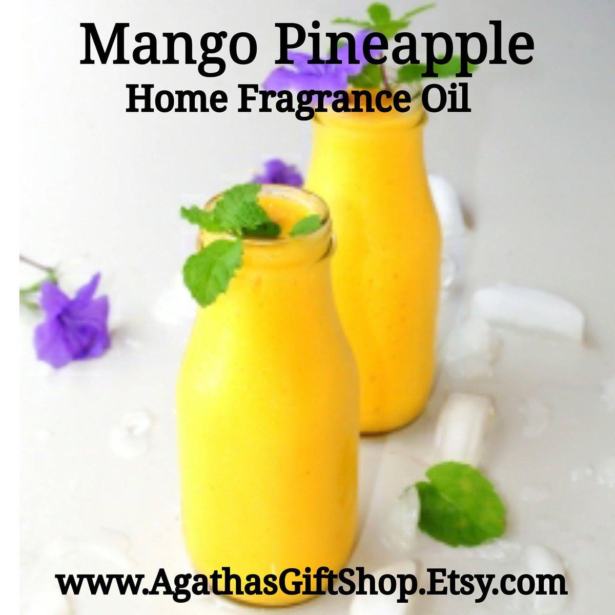 Mango Pineapple Home Fragrance Diffuser Warmer Aromatherapy Burning Oil  #CyberMonday #AromatherapyOil #HomeFragranceOil #BlackFriday #Wedding #Etsy #HerbalRemedies #Incense #PerfumeBodyOils #GiftShopSale #Etsygifts