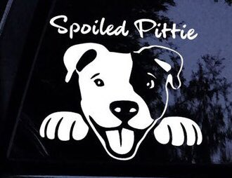 My latest car decal 😊🐕🐾 https://t.co/WEEAlPCxq4