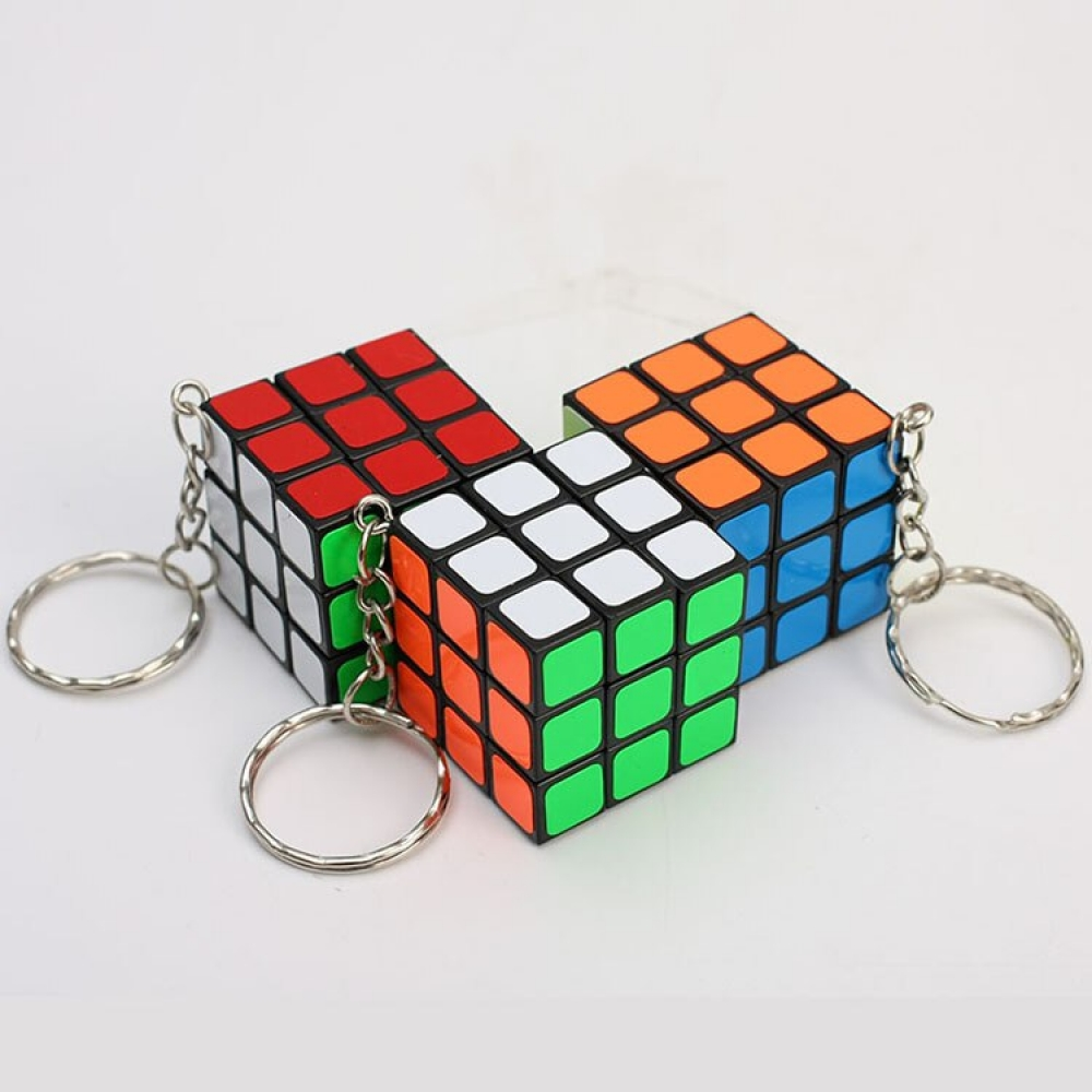 #online #shopping #market #electronics4 #pets #fitness #home #personal #beauty #bags #mobile #camera #jewellery #car #books #toys #kids #fashion Magic Cubes Keychain 3x3x3 3CM Magic Cubes Pendant Twist Puzzle Toys for Children Gift Magic Cube