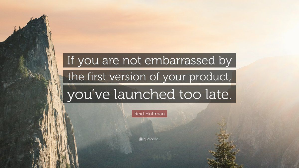 Ship your indie game. It's the only way to succeed. #gamedev #indiedev #MondayMotivation #motivation
