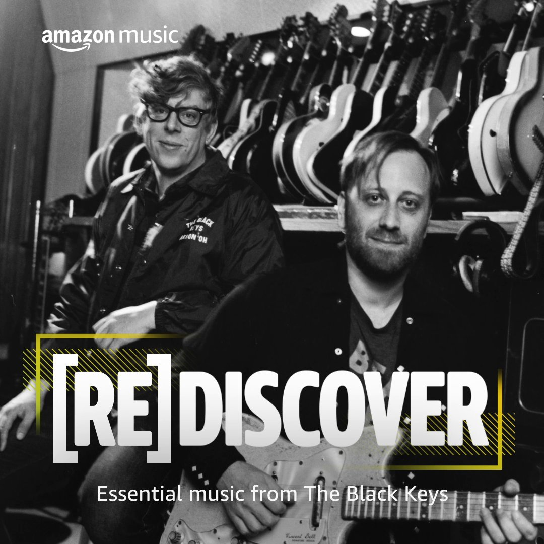 This is a playlist of @theblackkeys. The name of the playlist is the [Re]Discover playlist. Revisit the best of the Brothers here 🎧: