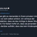 """Image for the Tweet beginning: """"Ich vertraue der Parteileitung, dass"""