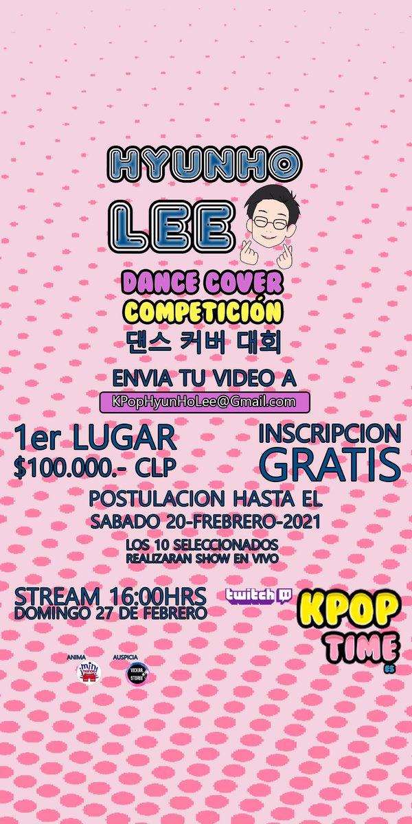 #Concurso #Kpop #Kpopdancecover #Chile