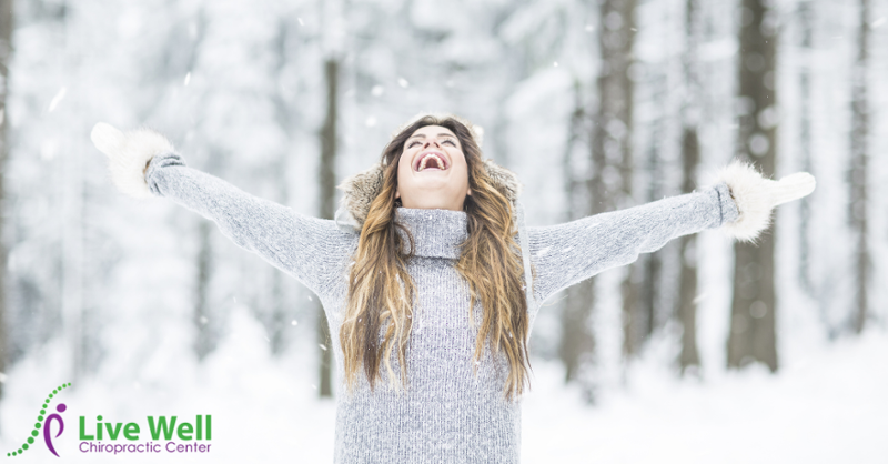 """""""People don't notice whether it's winter or summer when they're happy."""" -- Anton Chekhov 😄 #livewell #MondayMotivation #wellness"""