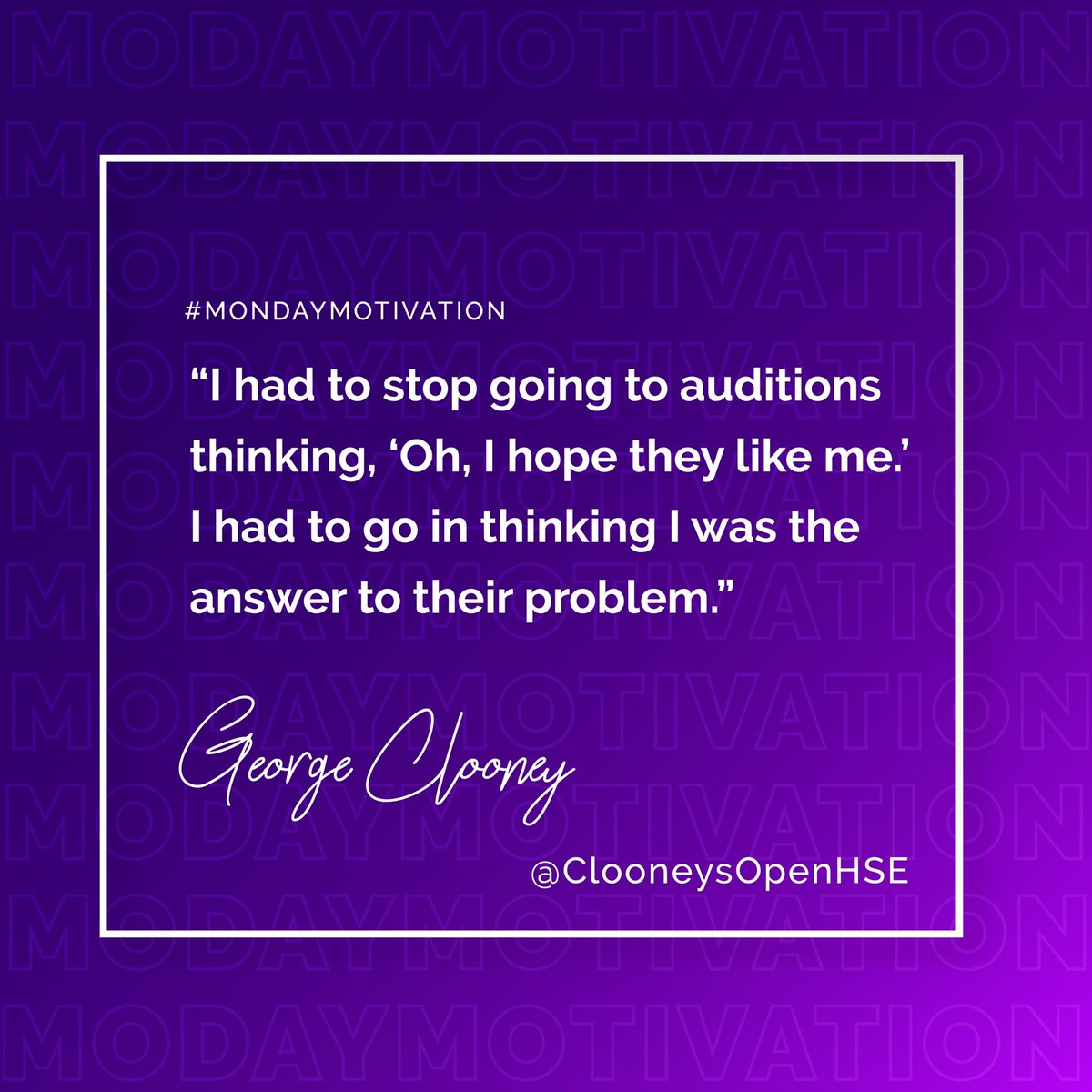 """Types """"YES"""" in the comments below and RETWEET if you wanna start taking your power back and making this choice in your auditions!   #MondayMotivation #Auditions #YouAreTheAnswer #Casting #TV #Film #DoYou #Choices #LatinX #Nosotros #WeAreNosotros"""