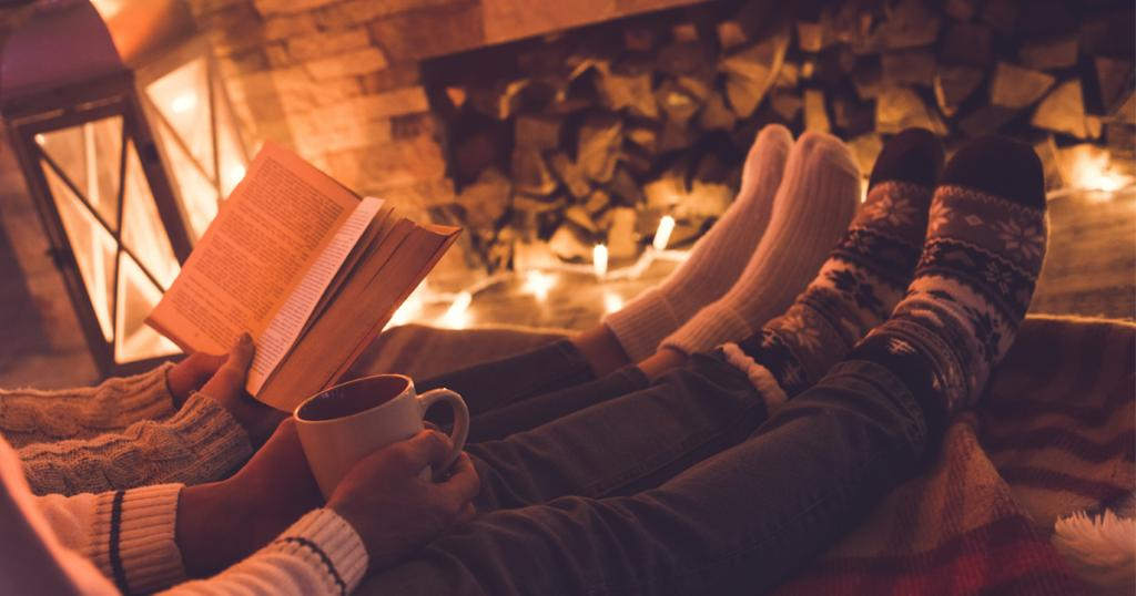 Get cozy with these 6 book club reads: