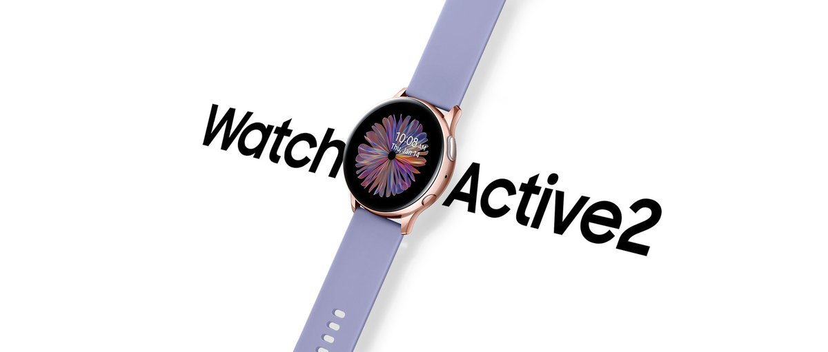 Meet #GalaxyWatchActive2! Here's a quick unboxing and first look of the Galaxy Watch Active2. For more information, visit  #Unboxing #samsung #supportnerdsinc #galaxy #smartwatch