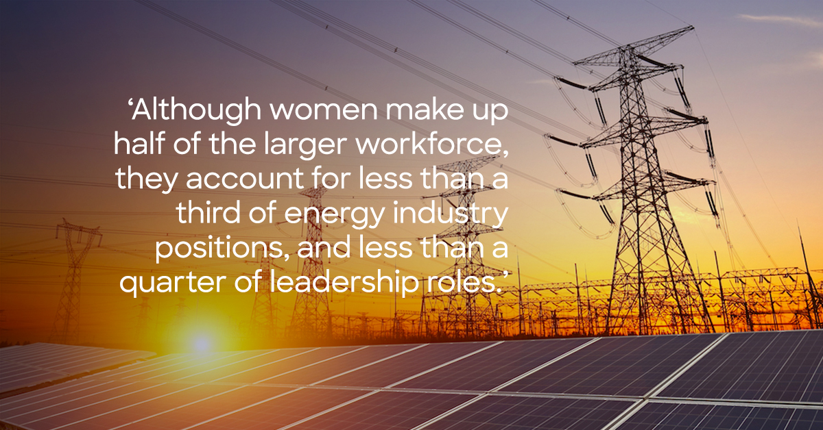 From the newest member of our executive team at Metrus, Ariel Lager, a great post about Women in Sustainability Leadership #energyefficiency #actonclimate