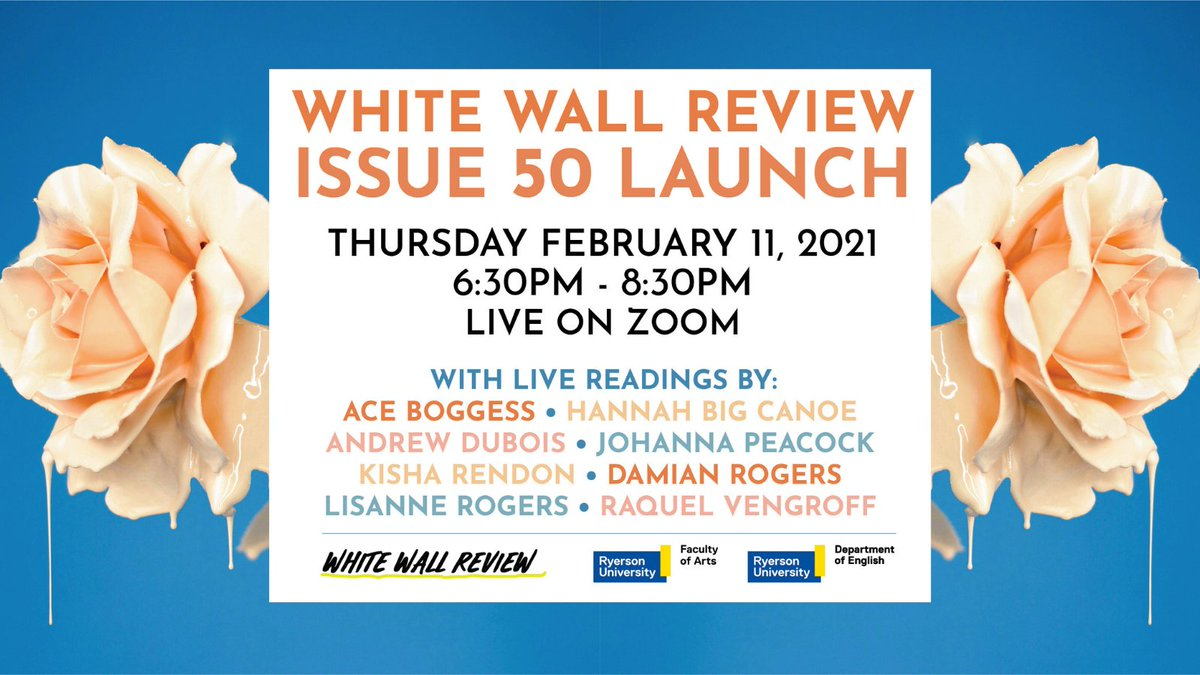 Welcome back!  We are excited to announce our upcoming virtual launch of Issue 50! You can sign up for the launch on Eventbrite in the link below.   Link:   #launch #books #BookTwitter #MagazinePromo #mondaythoughts