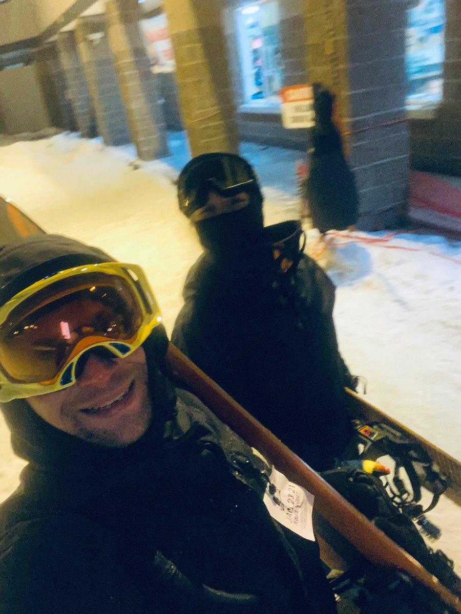Love this man like I love a good stout- A LOT 32 feels way better when I'm with you on #hoodoo  #stout #Bday #snow #snowday #snowboard #night