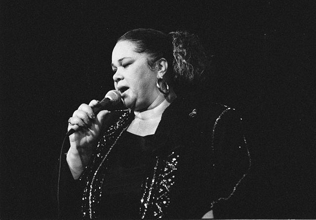 Happy birthday and RIP to the magnificent Etta James born Jamesetta Hawkins(January 25, 1938 January 20, 2012)