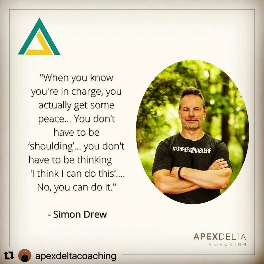 Catching up with a good buddy the other day!  It was an honour my friend 🎯🔥🌈🙏  #Repost @apexdeltacoaching with @make_repost ・・・ 🎧 🎙 We were joined by our first guest @coach.simon.drew on the ADC podcast.  Simon gives us insight into his world o…