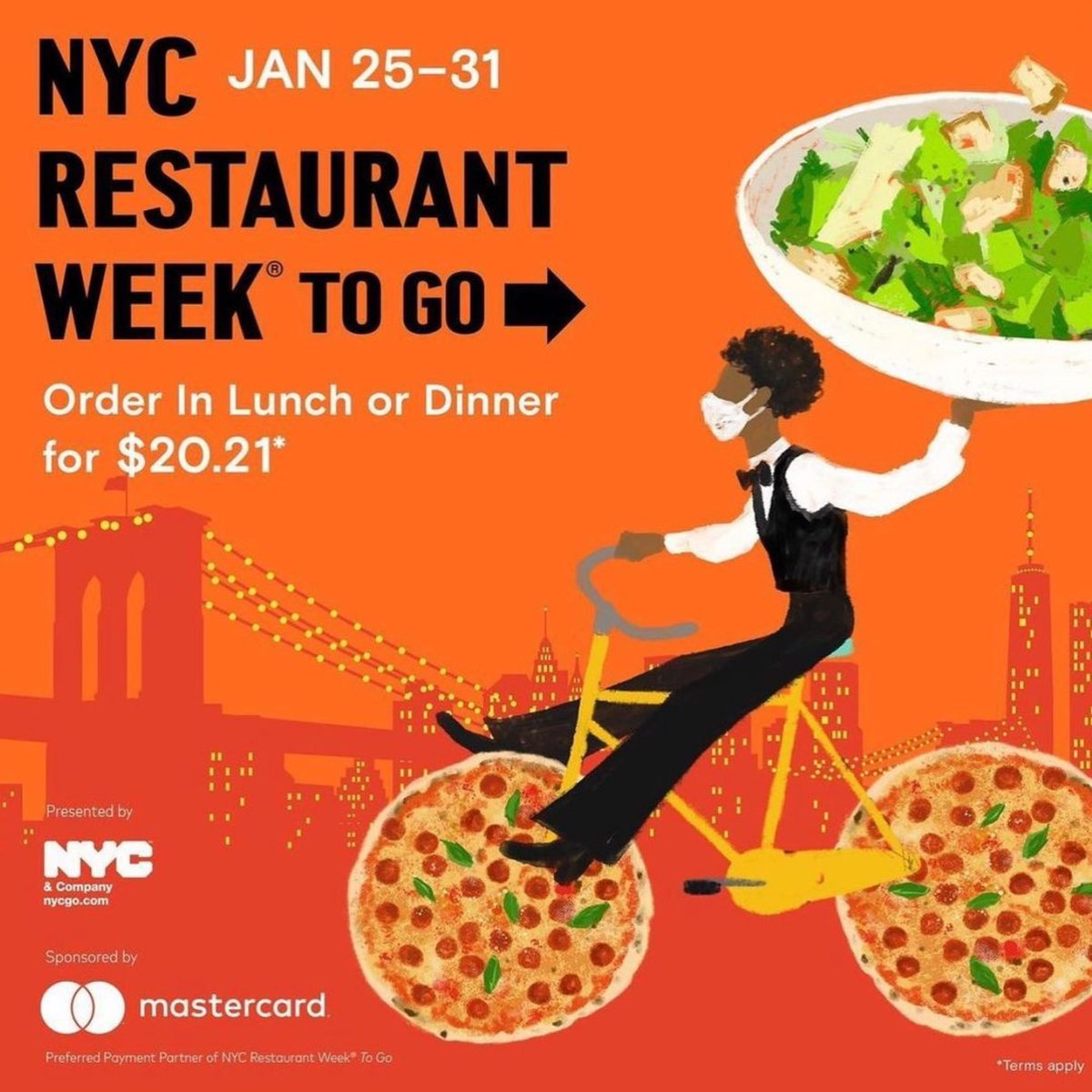 Spread Love ❤️ It's The Uptown Way  #Repost #uptowngrandcentral | IG   💥 More uptown eateries than ever are participating in this year's NYC Restaurant Week. Reimagined by NYC & Co. @nycgo as NYC Restaurant Week TO GO, the spotlight's on takeout and delivery to enjoy at home.